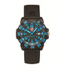 Luminox Navy SEAL Colormark (3053) Black/Ice Blue